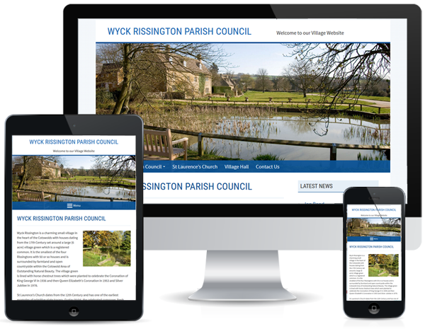 Parish Council Websites - Wyck Rissington