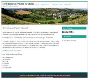 Swimbridge Parish Council